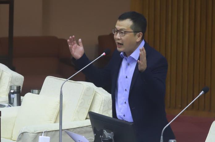 農曆春節第一槍!羅智強宣布投入2022台北市長選戰