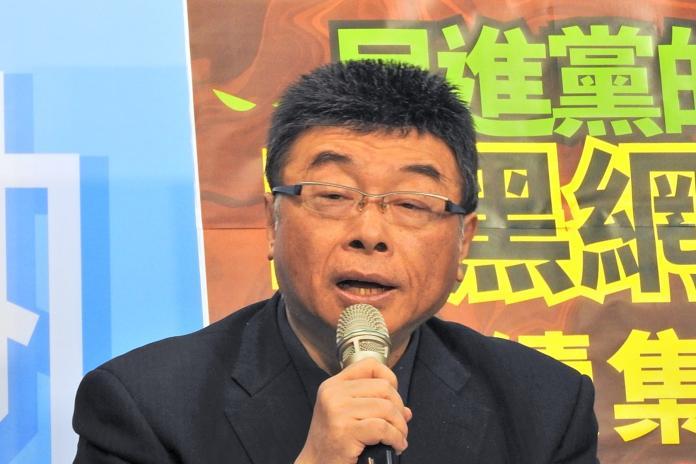 扁案證人黃芳彥最終輕生 邱毅:印證我的預言
