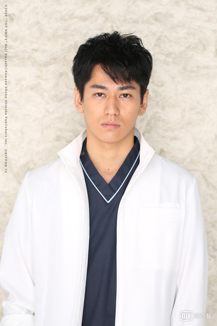 《頂級手術刀-天才腦外科醫生的條件-》永山絢斗飾演西郡琢磨