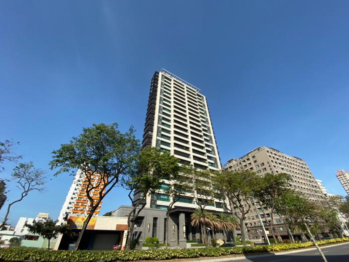 房市/台南最新得獎的優良公寓大廈 都集中在兩條路