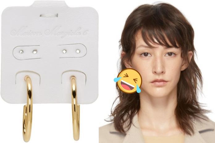 女逛網拍見模特耳環「戴法」太潮!53萬人看傻:是在哈囉