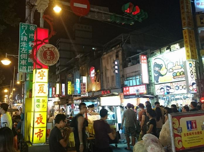 <b>寧夏夜市</b>紅到新加坡!超過30攤位明年初快閃開賣