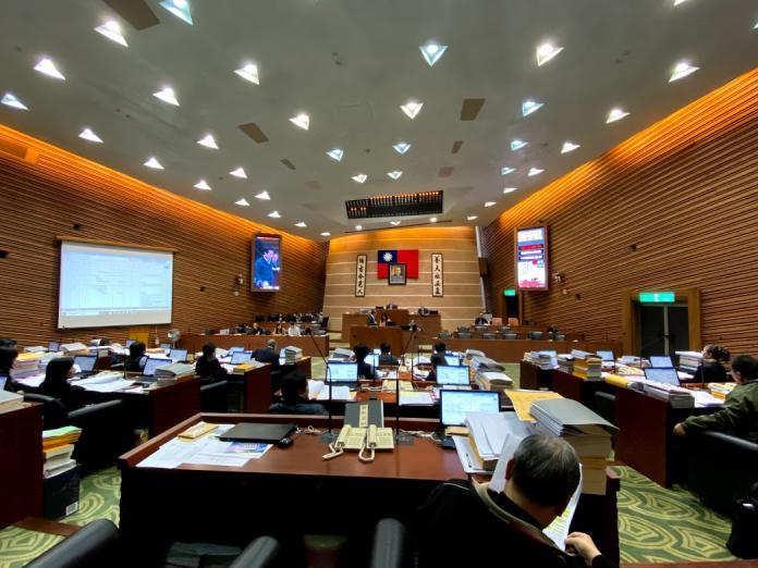 宜蘭縣政府明(109)年度總預算,宜蘭縣議會今(27)日傍晚完成三讀程序