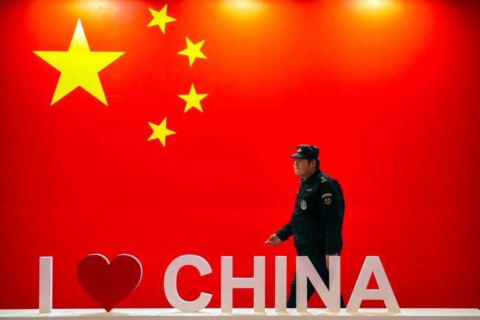 ▲大陸官媒《環球時報》公布民調,稱有近 7 成的人民覺得中國形象變好。示意圖。(圖/美聯社/達志影像)