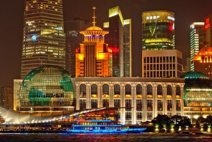 ▲中國一二線城市的生活成本不斷攀升。(圖/Pixabay)