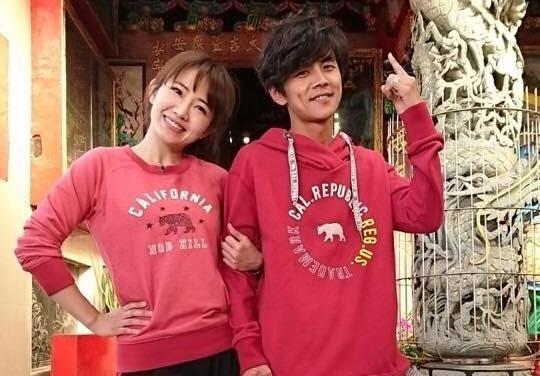<br> ▲阿翔與謝忻爆出婚外情。(圖/取自臉書)
