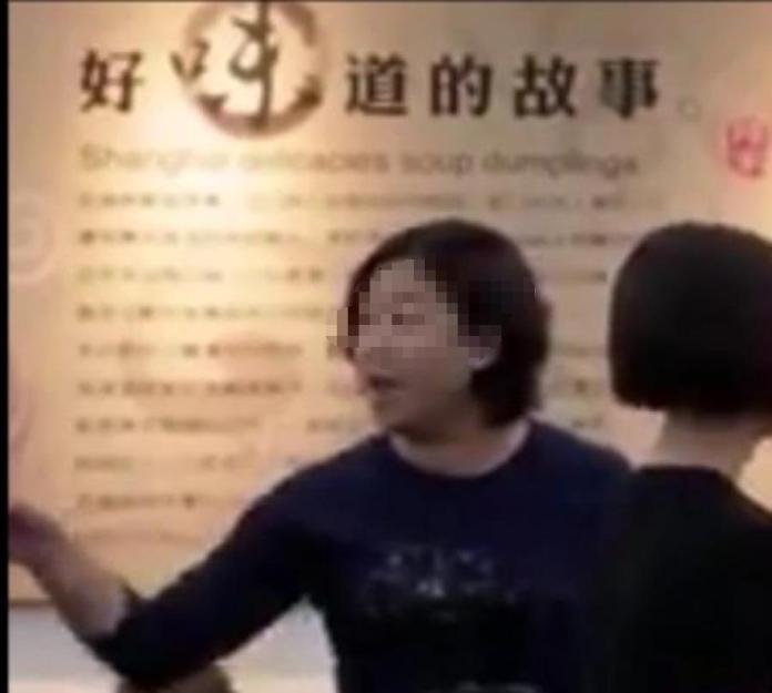 影/要碗不成 台南「<b>大聲女</b>」誇張表情怒嗆眾人