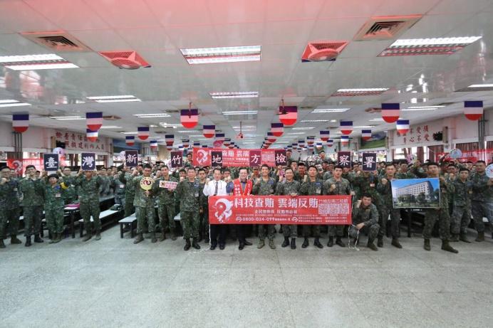 ▲ 陸軍第六軍團提供
