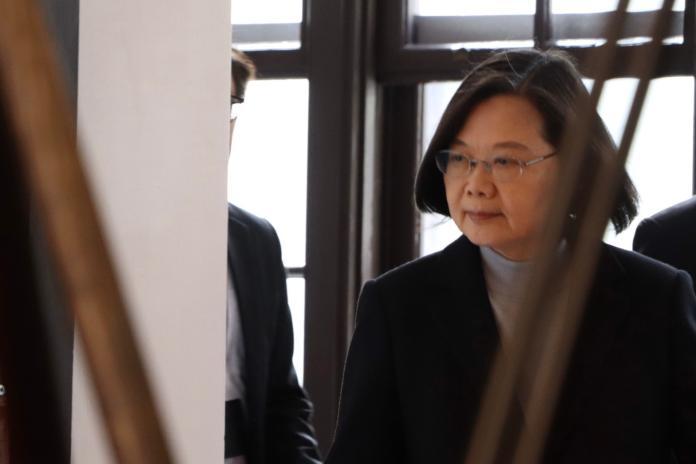 《TIME》邀稿「台灣總統」 蔡英文專文分享<b>防疫經驗</b>