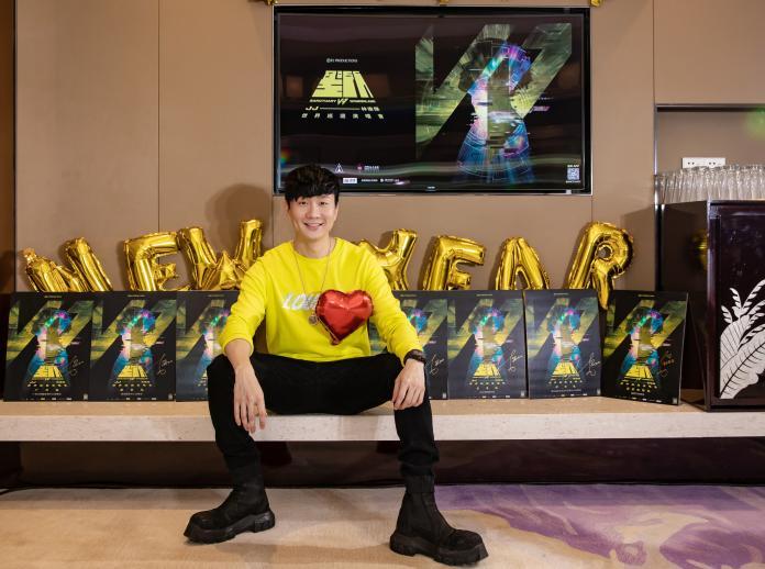 林俊傑驚喜合作王嘉爾 突擊直播噴「超大喜訊」