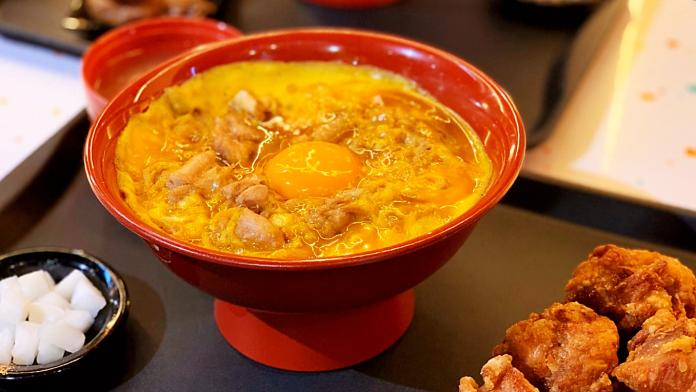 美食巷仔內/名古屋親子丼 鳥開特調醬油美味高雄吃得到