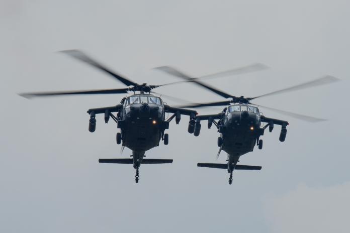 黑鷹直升機 圖/摘自PIXABAY