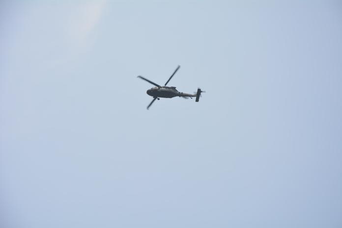 黑鷹直升機(地方中心)