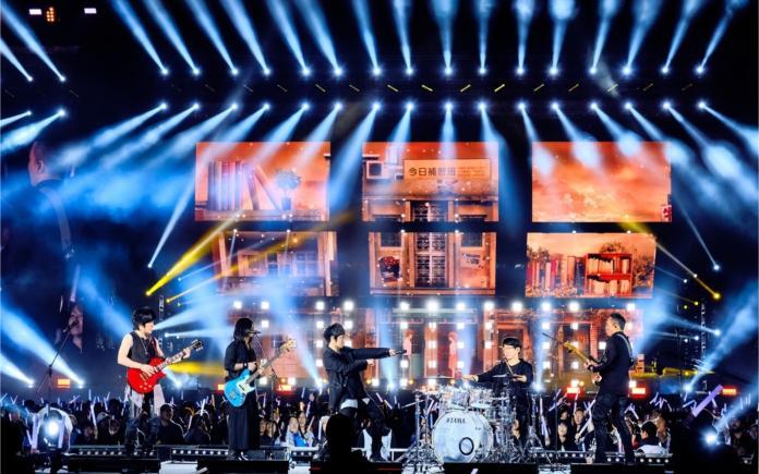 五月天2020首唱預告送紅包 冠佑朝歌迷甜喊「家人」