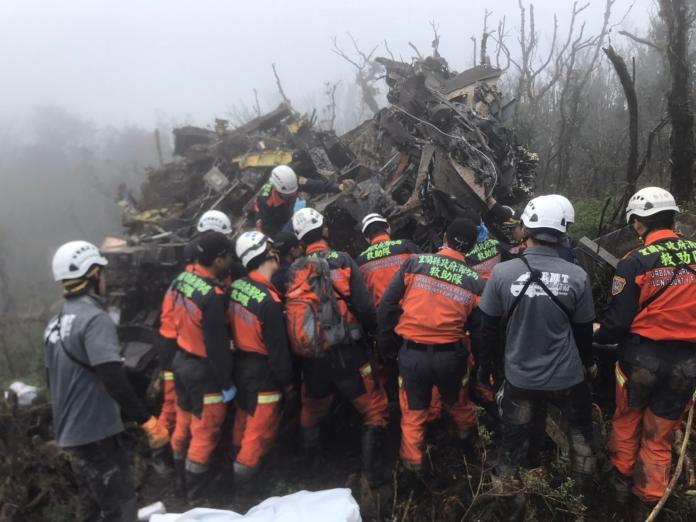 黑鷹直升機墜毀事故 華府智庫研究員呼籲:勿政治化