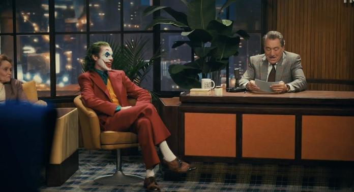 ▲亞瑟在電影中殺掉的最後一個人,原本不是莫瑞•法蘭克林(右)。(圖/劇照)