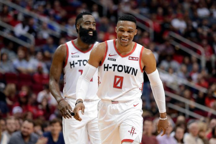NBA/名球評直指和哈登不合 意外釣出威少回應:捏造的