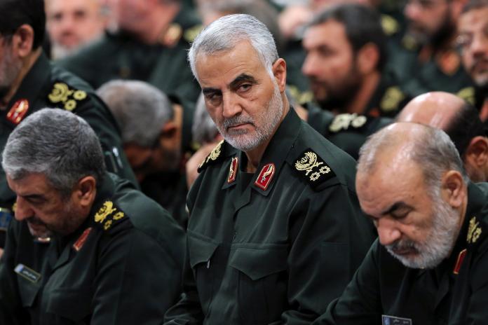 高階將領遭美狙殺將屆一年 伊朗週日追悼