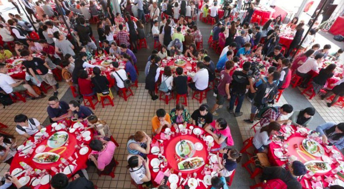 ▲有網友遇到喜宴吃到一半,卻有群人突然離席的狀況。對此,就有行家立馬揭開原因。(示意圖/NOWnews資料照片)