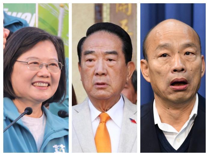 選總統很花錢?蔡英文狂吸5.6億 韓賺宋賠3000萬