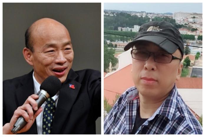 韓國瑜「渣男無誤」? 苦苓被嗆爆:自己外遇有什麼資格
