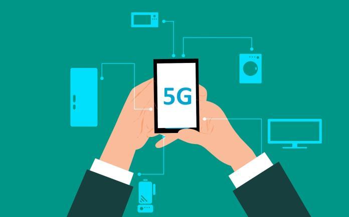 ▲ 5G 網路。(示意圖/翻攝自 pixabay )