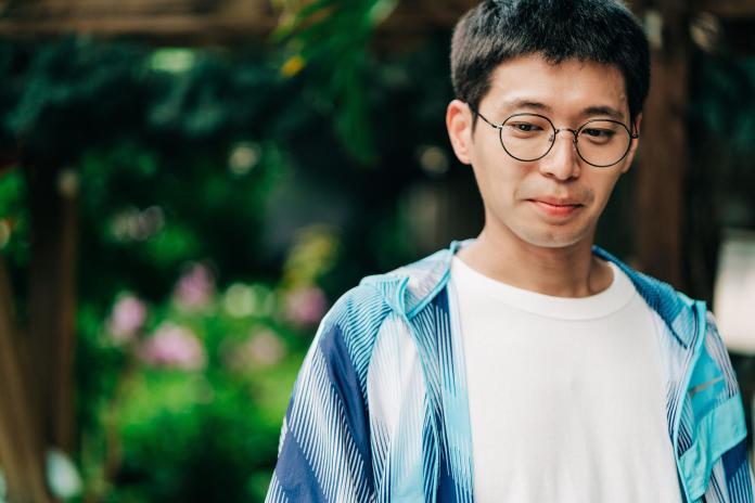 侯彥西首次擔綱戲劇男主角
