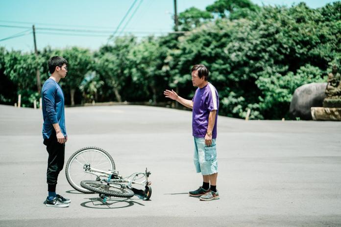<br> ▲侯彥西飾演主角和宇。(圖/客家電視提供)