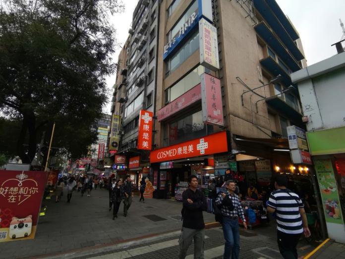 ▲北市商辦供應不求,尤其是西門商圈已接近滿租情況。(圖/信義房屋提供)