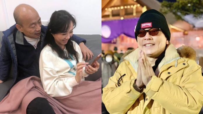 ▲詹惟中說明決定力挺韓國瑜的原因。(圖/臉書)