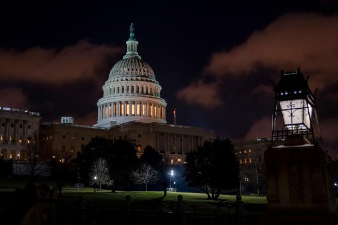 ▲位於華盛頓特區的白宮。資料照。(圖/美聯社/達志影像)