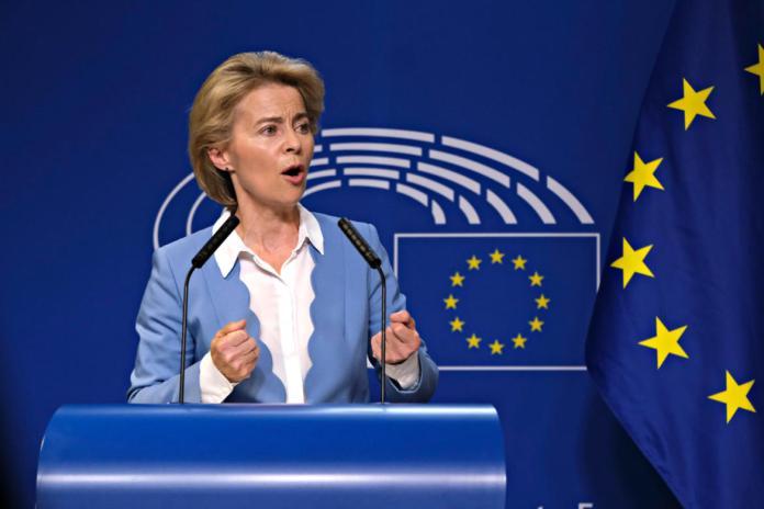 法美盟友關係惡化 歐盟領袖發聲力挺法國