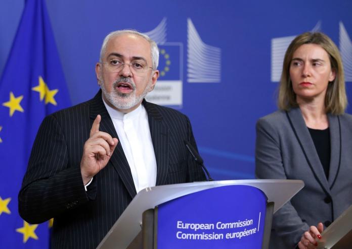 歐盟擬發動制裁止核武 伊朗:撤銷則仍有可能重返核協議