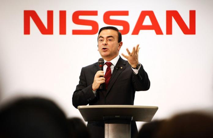 Carlos Ghosn:zimbo