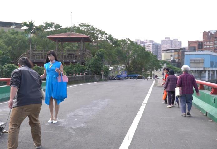 ▲林佑星(左二)首度飾演跨性別角色。(圖/杰德影音)