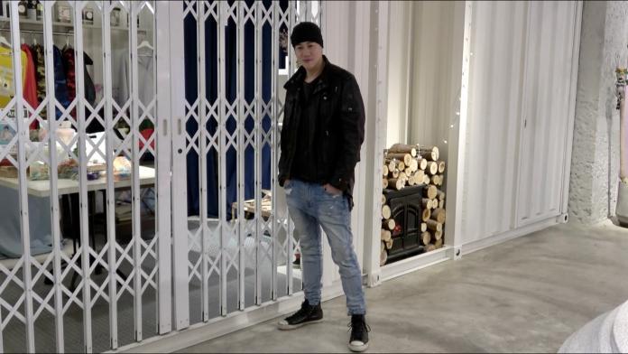 <br> ▲何潤東執導《翻牆的記憶》動用自己許多好友客串。(圖/記者陳思誼攝)