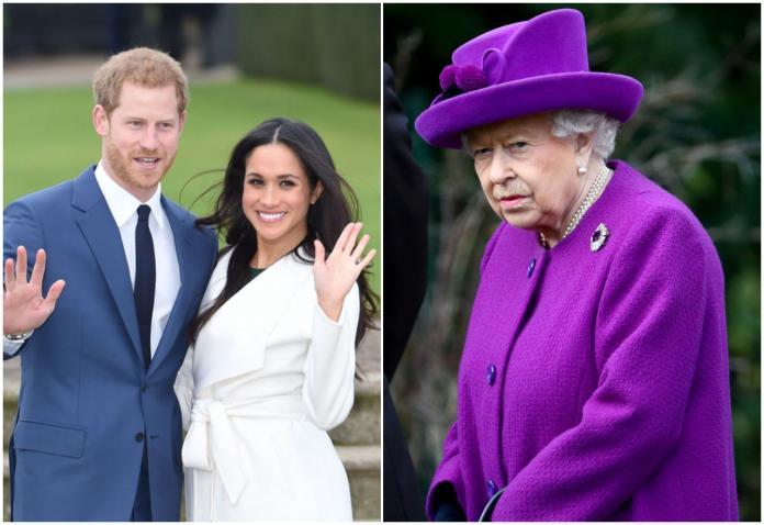 哈利、梅根宣布脫離皇室 女王震怒「你們這是在宣戰」