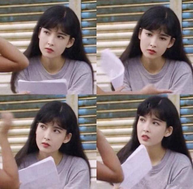▲周慧敏分享年輕時嫩照,當年24歲的她美貌正值顛峰。(圖/臉書)