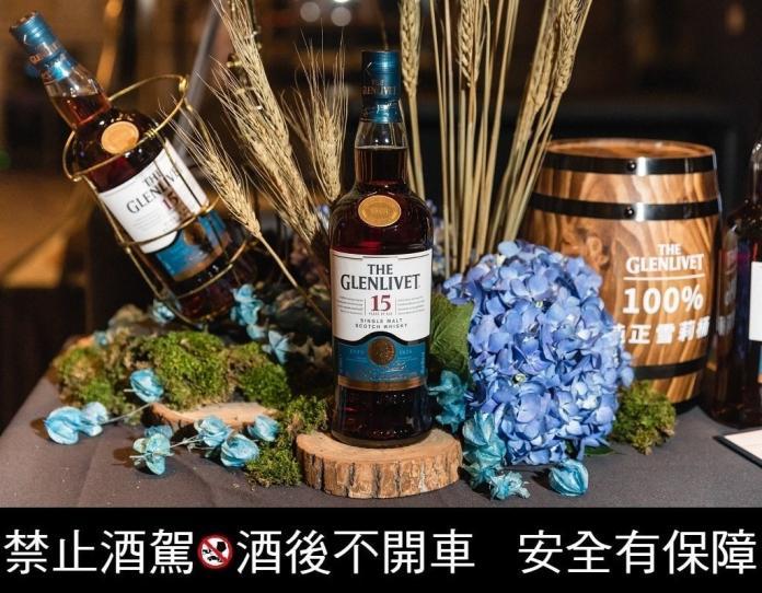 格蘭利威<b>15年</b>的前世與今生 獨獻台灣百分之百雪莉桶