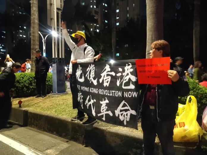 來台觀選總統大選 <b>香港人</b>這麼說......