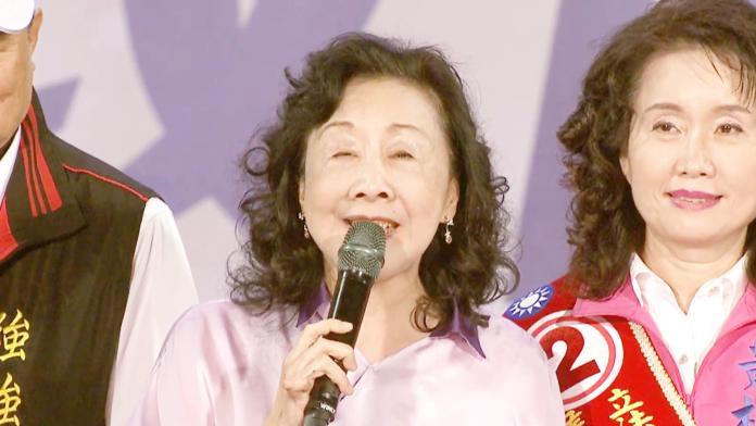 邵曉鈴難得現身喊話!「把韓國瑜送進總統府」