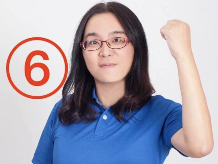 快訊/陳玉珍自行宣布當選金門縣立委