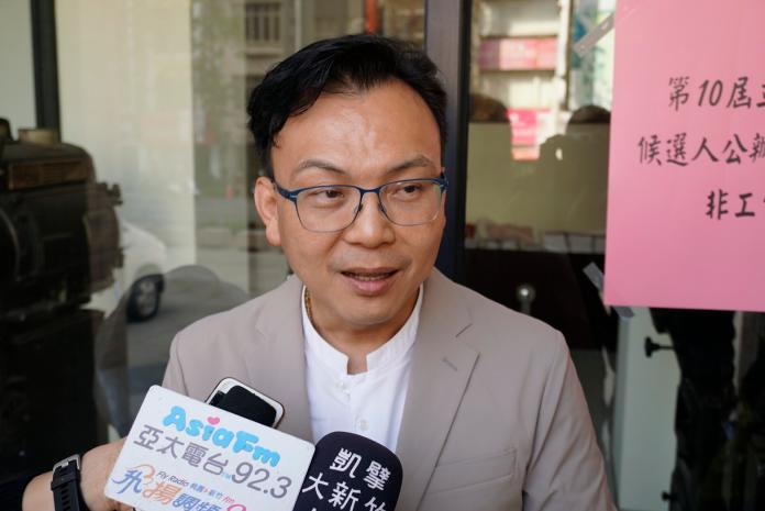 黃國昌再開炮:鄭正鈐論文也抄襲