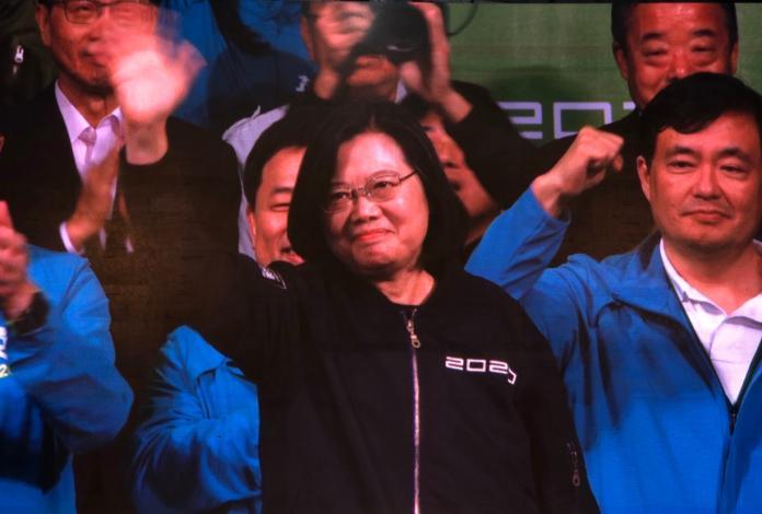 ▲總統蔡英文.(圖/ NOWnews 資料照)