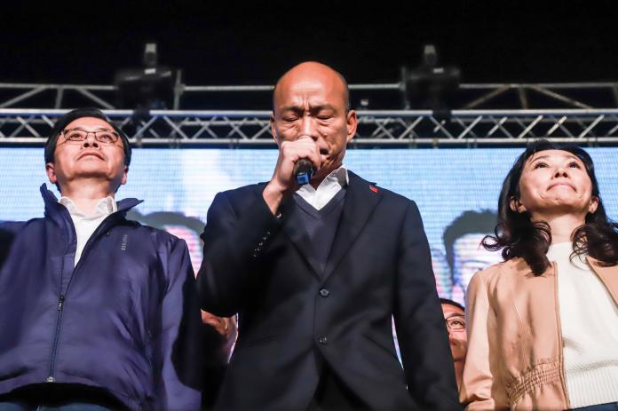 巷仔內/慘輸260萬票 韓國瑜如何跌下神壇的?