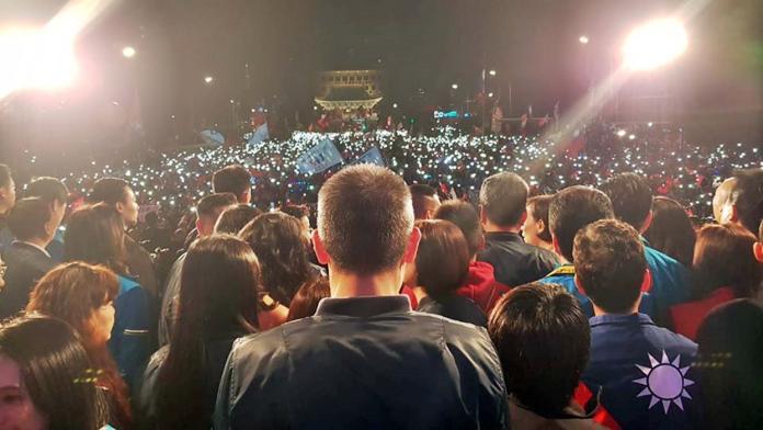 看敗選?連勝文:「一定要改革國民黨」的火種已經點燃