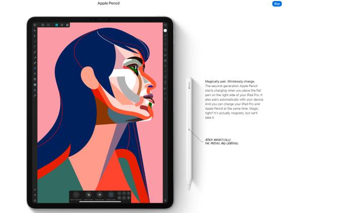 Apple Pencil新專利超狂 增加了<b>手勢</b>功能和智慧鏡頭