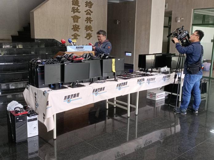「淘金網」網址設菲律賓、賭客在中國 賭博罪依然成立