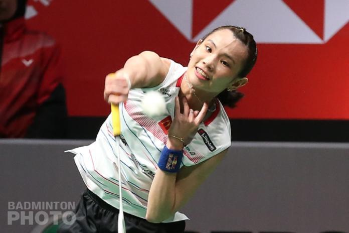 ▲戴資穎(圖/Badminton photo提供)