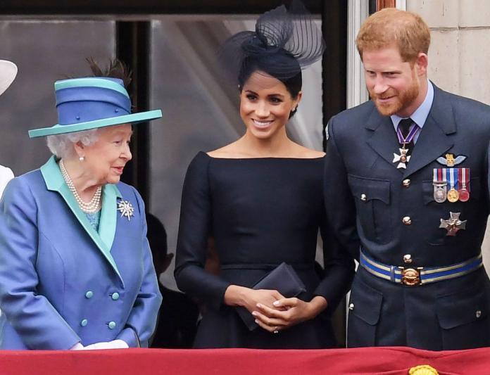 梅根第2胎產女 英國王室發聲明表示欣喜
